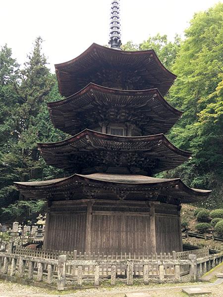 信州最古の温泉と名所巡りを楽しむ【別所温泉・桂壮】[長野1]