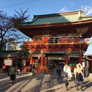 江戸の守り神、神田明神と日枝神社に行く