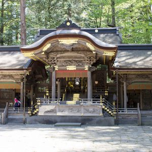 日本有数の聖地、日本最古の神社 諏訪大社