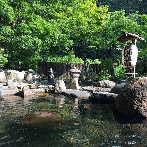 ふわっとした極上のお湯!美しい緑に佇む、趣ある一軒宿【貝掛温泉】[新潟4]