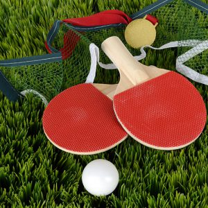 卓球と神様の試練