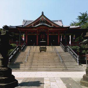 日本三大不動尊の一つで関東最古の不動霊場、目黒不動尊【瀧泉寺】