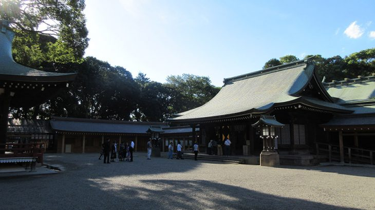 武蔵国の一宮「氷川神社」と「氷川女体神社」