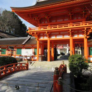 紫式部もお参りに来ていた、歴史ある正統派神社【上賀茂神社】
