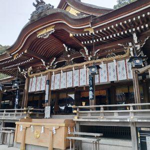 日本最古の神社の一つ大神神社と、そこで会った優しい人たち