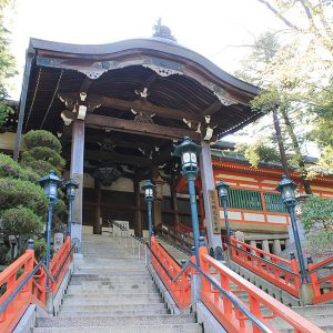 真っ暗闇体験や、四国88か所巡りが5分でできる!朝護孫子寺は面白体験型寺院