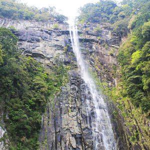 日本三大名瀑布の一つ、その滝自体がご神体【飛瀧神社】
