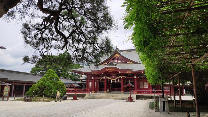 日本三大稲荷の一つ「笠間稲荷神社」と、味も見た目も上品な真っ白いお蕎麦