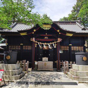 上総一ノ宮の玉前神社とおいしい煮干しラーメン