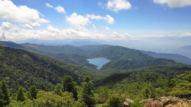 アクセス眺望抜群な大菩薩嶺と、お肌すべすべの温泉